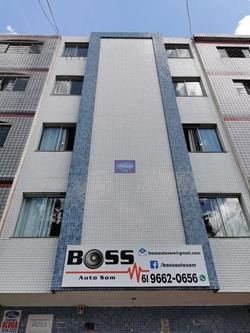 Terceira Avenida Blocos 1420A/1550B Nucleo Bandeirante Núcleo Bandeirante LOTE 1.530-B APT. 203 ROSS EXCELENTE LOCALIZAÇÃO.