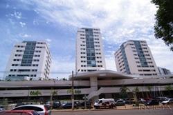 Avenida das Castanheiras Norte Águas Claras  Residencial Atol das Rocas