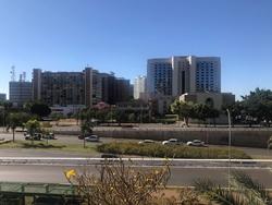 SHN Quadra 4 Asa Norte Brasília Com vista para w3 norte , lindo , decorado  Nobile monumental