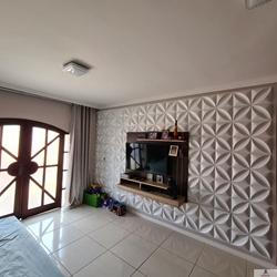 QN 7 Conjunto 10 Riacho Fundo Riacho Fundo casa  Excelente sobrado com área de lazer e bom acabamento