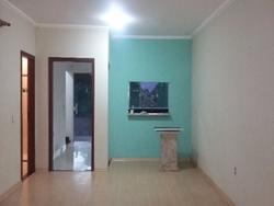 Casa à venda Condomínio Resid Jardim da Serra   Casa térrea no Residencial Itaipú , 1 quarto, 2 vagas, varanda e quintal