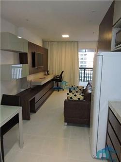 Hotel-Flat para alugar SHN Quadra 1   FLAT NADAR ALTO com 37 m² por R$ 3.000,00/mês JÁ INCLUSO CONDOMÍNIO E IPTU