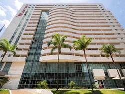 SHN Quadra 5 Asa Norte Brasília   SHN Quadra 5 - Asa Norte - Mercure Brasilia Lider Hotel, Nascente, Flat Residencial à venda, Brasíli