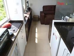 SQS 404 Bloco R Asa Sul Brasília   Apartamento na SQS 404 Bloco R 01 quarto, cozinha com armários á venda - Asa Sul - Brasília/DF
