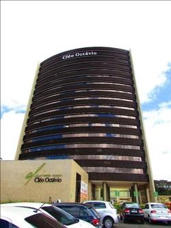 SMHN Quadra 2 Asa Norte Brasília   SMHN Quadra 02, Ed. Centro Clínico Cléo Octávio, Excelente Sala Comercial com Garagem, Asa Norte, Br