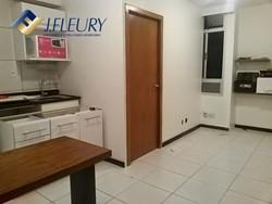 Hotel-Flat à venda SGCV Lote 11   Flat residencial à venda, Zona Industrial, Guará - FL0001.