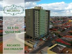 Apartamento à venda Av Eucalipto Quadra 406