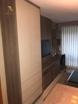 SCES Trecho 1 Asa Sul Brasília   Apartamento com 1 dormitório para alugar, 48 m² por R$ 2.500,00 - Asa Sul - Brasília/DF